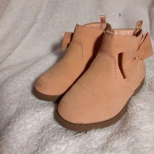 Oshkosh girl boots